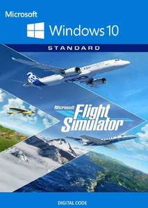 Microsoft Flight Simulator (Windows 10) Key £41.49 @ CDKeys / Premium Deluxe £76.99