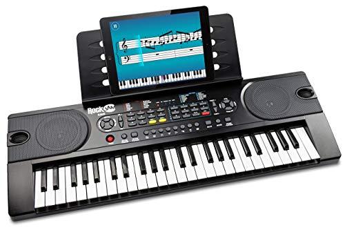 RockJam RJ549 49 Key Keyboard Piano with Sheet Music Stand Used Like New £26.16 @ Amazon Warehouse