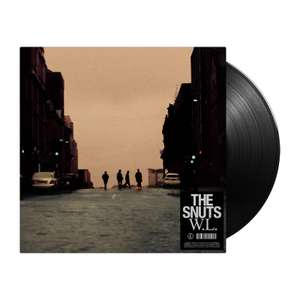The Snuts - W.L. STANDARD VINYL £10.99 + £1.49 delivery @ thesnuts.co.uk (Warner Music)