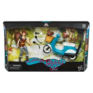 Hasbro Marvel Legends Riders Series Squirrel Girl 6 Inch Action Figure & Vehicle Set - £14.99 (+£1.99 Delivery) @ Zavvi