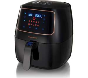 MORPHY RICHARDS 480005 Air Fryer, Black - £79.99 delivered @ Currys PC World