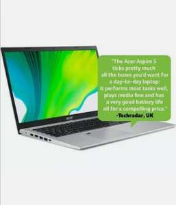 """Grade A ACER Aspire 5 A515-56G 15.6"""" Laptop Intel i5 1135G7 Nvidia MX350 512 GB SSD - £468.20 delivered using code @ currys_clearance / eBay"""