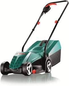Bosch Rotak 32-12 32cm Corded Rotary Lawnmower (1200W) + 3 year guarantee - £70 @ Argos (free click & collect)