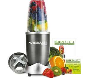 NutriBullet 600 Starter Kit - £39.99 @ Argos (free click and collect)