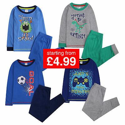 Boys / Girls 1 Pack Pyjamas 100% Cotton 1-1.5 Yrs £2.99 delivered @ essentialswardrobe / ebay