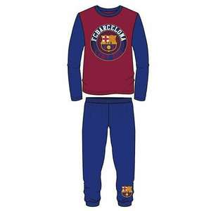 Kids Official FC Barcelona Pyjamas 4-5 years £2.99 delivered @ booboo123 / ebay