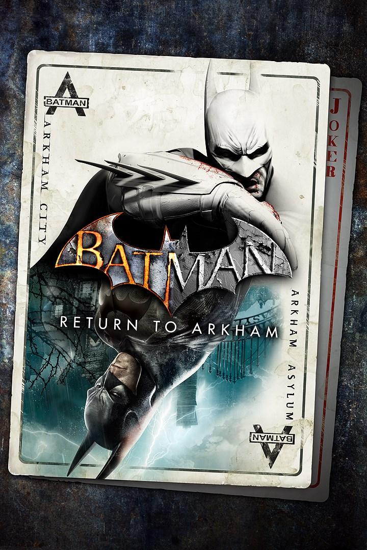 Batman:Return To Arkham [Xbox One / Series X/S] - £3.88 @ Xbox Brazil