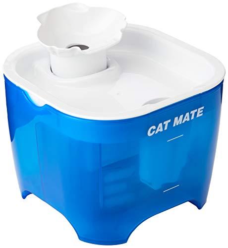 Cat Mate Shell fountain White Top/Blue Base £7.46 Prime (Non Prime £4.49) @ Amazon