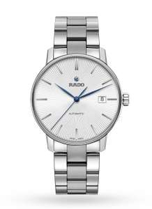RADO Men's Coupole Classic Automatic 41mm Watch £553.50 with code at Goldsmiths