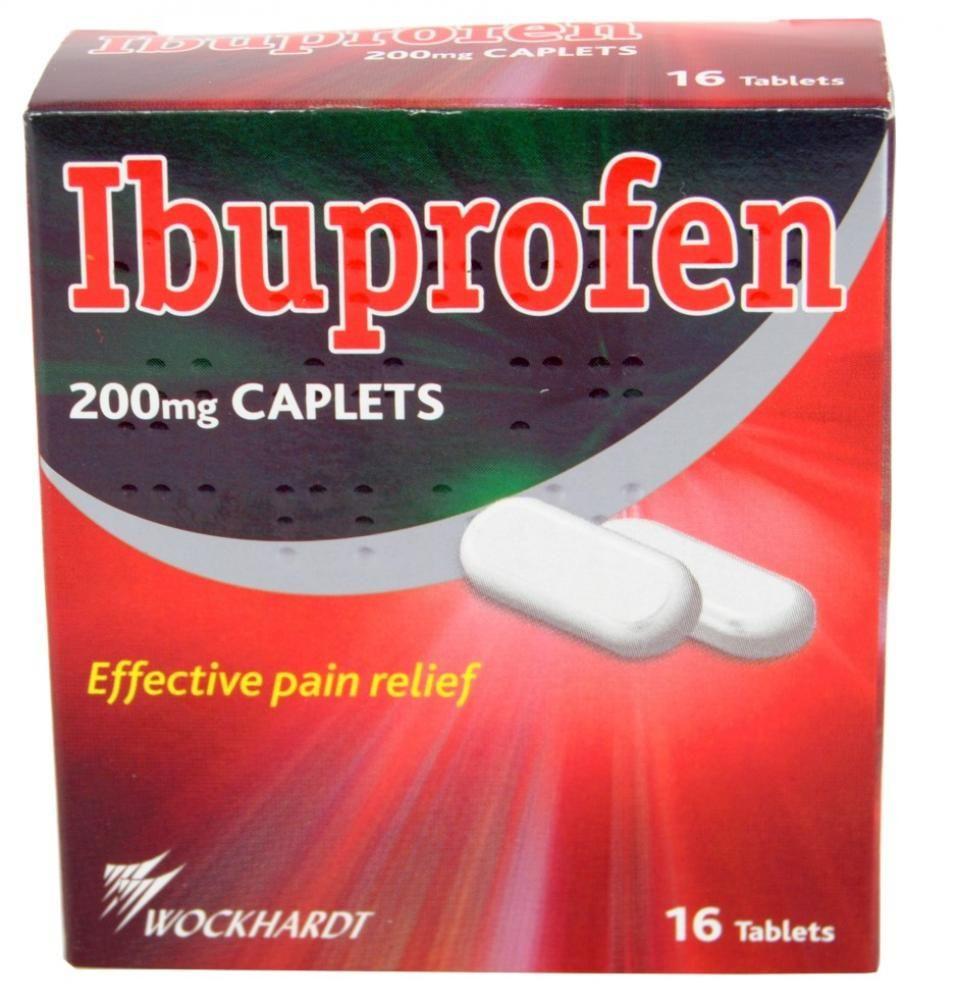 Ibuprofen Caplets x16 just 6p @ Morrisons