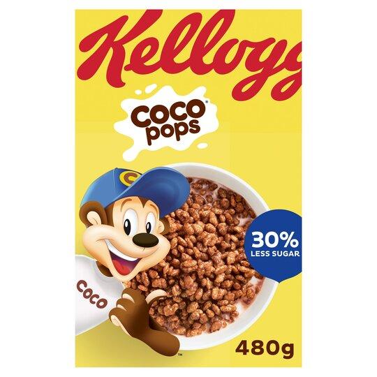 Kellogg's Coco Pops 480g - £1 instore @ Nisa, Gateshead