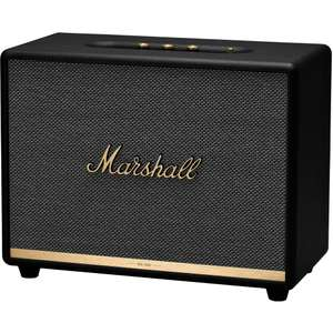 Marshall Lifestyle Woburn II Speaker (Black, with Bluetooth 5.0) - £324 delivered @ bax-shop