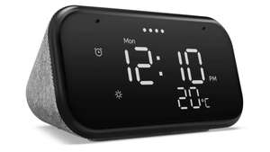 Lenovo Smart Clock - £19.99 + £0.96 Shipping at Lenovo UK
