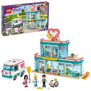 LEGO Friends 41394 Heartlake City Hospital Playset - £39.95 @ Amazon