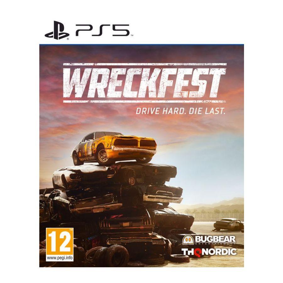 Wreckfest (PS5) Pre-order - £27.95 delivered at The Game Collection
