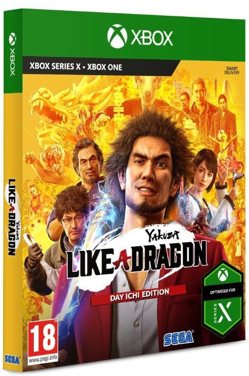 Yakuza: Like a Dragon: Day Ichi Edition (Xbox One / Series X) - Inc Steelbook & Bonus DLC - £22.85 delivered @ Base