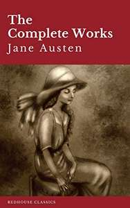 The Complete Works of Jane Austen Kindle Edition FREE at Amazon