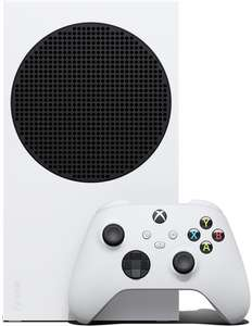 Xbox Series S Console - £233 OR bundle with 2nd Controller EU Plug (choice of colours) £276 delivered @ Microsoft Store Switzerland