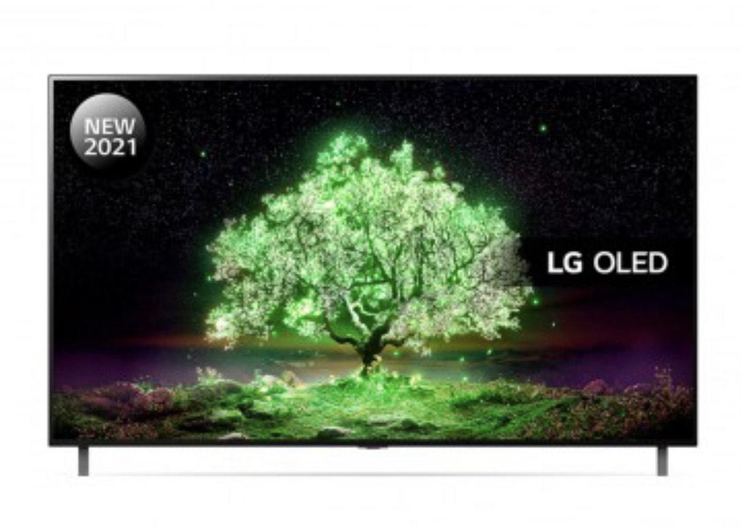 LG OLED48A16LA A1 48 inch 4K Smart OLED TV (2021) - £1099 @ PRC Direct