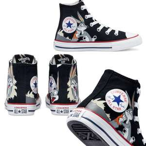 Kids Converse x Bugs Bunny Chuck Taylor All Star High Tops - £26.72 Delivered (UK Mainland) Using Code @ Converse