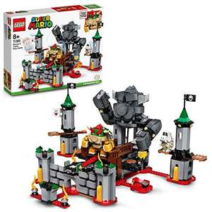 LEGO 71369 Super Mario Bowser's Castle Boss Battle Expansion Set £61.98 delivered at Amazon