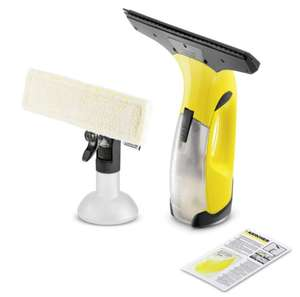 KARCHER WV 2 Plus Window Vacuum Cleaner - Yellow & Black £49 at Currys PC World