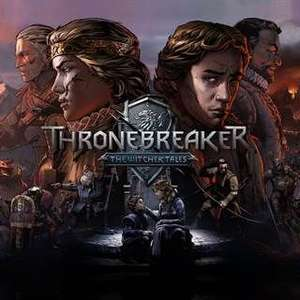 [Xbox One] Thronebreaker: The Witcher Tales - £5.09 @ Microsoft Store