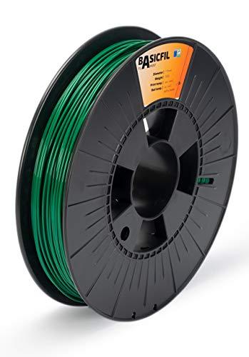 3D Printer Filament 1.75mm Amazon Basicfil PLA 500g roll £7.67 prime / £12.16 non prime UK Mainland - Sold by Amazon EU @ Amazon