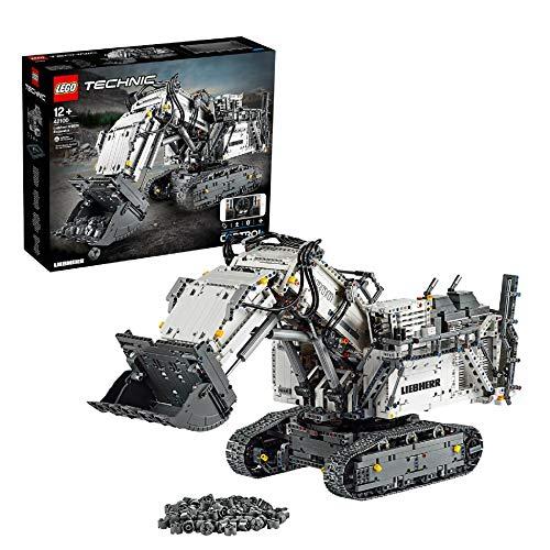 LEGO 42100 Technic Control+ Liebherr R 9800 Excavator App Controlled Advanced Construction Set - £282.99 delivered @ Amazon
