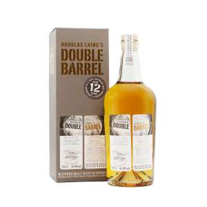 Double Barrel 12 Year Old Whisky 70CL JURA & DAILUAINE £39.99 (£5 delivery) @ Aberdeen Whisky Shop