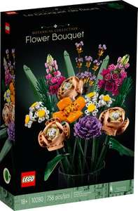 LEGO Creator Expert Flower Bouquet - Model 10280 - £39.99 delivered @ Costco