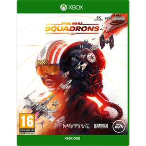 Star Wars: Squadrons (Xbox One) - £12 delivered @ AO (Mainland UK)