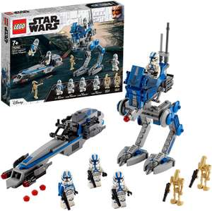 Lego 75280 501 Battle Packs £20.00 @ Sainsburys (National)