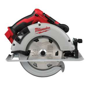 MILWAUKEE M18BLCS66-0 18v Brushless 190 mm Circular Saw BODY ONLY £154.99 at ToolStoreUK