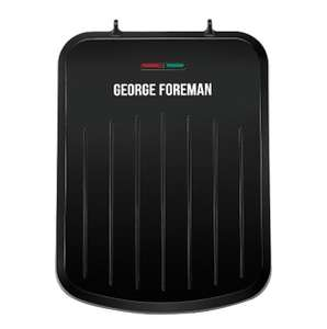 George Foreman Small Fit Grill - Black £18 (free click and collect) at George (Asda George)