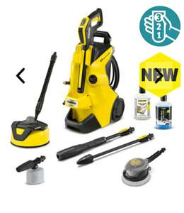 Karcher K4 home pressure washer and car kit + 3 year warranty - £249.99 @ Karcher Store