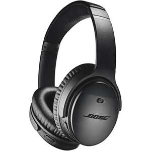 Bose QuietComfort 35 (Series II) Wireless Headphones, Noise Cancelling with Alexa Built-In - Black - £73.98 / Silver £84 @ Zavvi