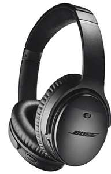 Bose QuietComfort 35 (Series II) Wireless Headphones, Noise Cancelling with Alexa Built-In - Black - £71.99 @ IWOOT