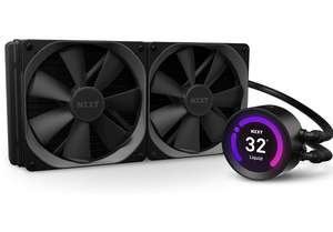 Kraken Z63 (280 mm) - £157.87 - Sold and Shipped by Ebuyer @ Amazon