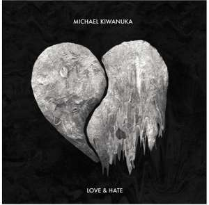 Michael Kiwanuka / Love & Hate [VINYL] £16.00 @ Amazon Dispatched from and sold by Musicroom