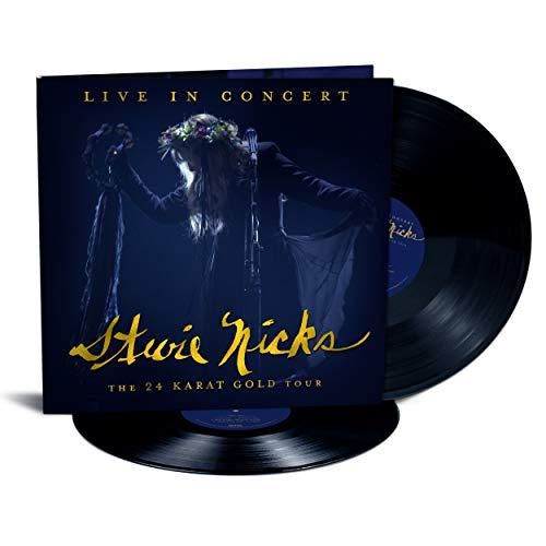 Stevie Nicks - Live In Concert The 24 Karat Gold Tour [VINYL] / / £15.00 + £2.99 NP @ Amazon