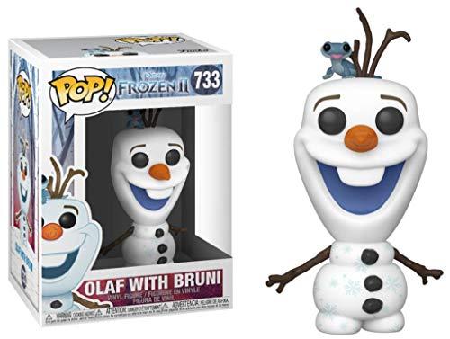 Funko POP - Disney: Frozen 2 - Olaf with Bruni - £4.88 @ Amazon (Non-Prime + £2.99)