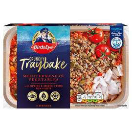 Birds Eye Crunchy Traybakes £1.50 (+ Delivery Charge and Min Spend Applies) @ Iceland