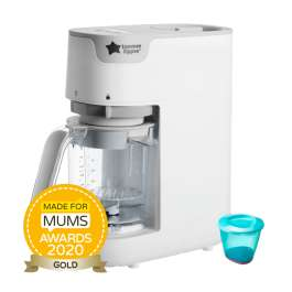 Tommee Tippee quick cook food maker - £62.99 with code @ Tommee Tippee Shop