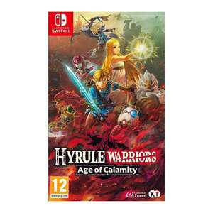 NINTENDO SWITCH Hyrule Warriors - Age of Calamity £32.95 @ TheGameCollection