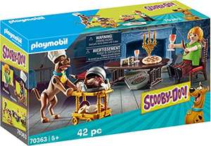 Playmobil 70363 SCOOBY-DOO!© Dinner with Scooby and Shaggy - £8.95 (+£4.49 Non Prime) @ Amazon