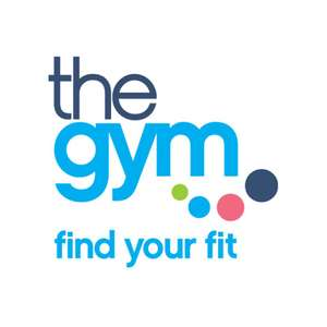 Half Price first month + £0 Joining with code @ The Gym Group