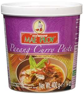 Mae Ploy Panang Curry Paste 400 g - £1.87 (Prime) + £4.49 (non Prime) at Amazon