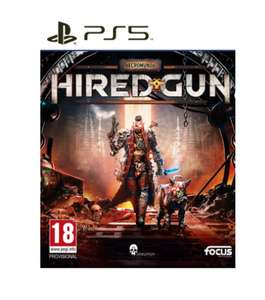 Necromunda: Hired Gun (PS5) Pre-order £29.95 delivered at The Game Collection