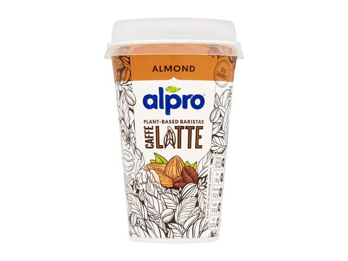 Alpro Almond Caffé Latte 99p @ Lidl ( England & Wales only)